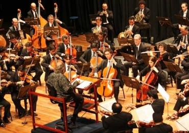 Teatro Sesi recebe Orquestra Sinfônica de Goiânia