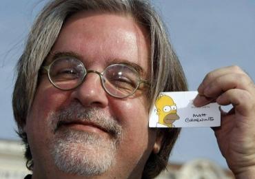 Matt Groening, criador de