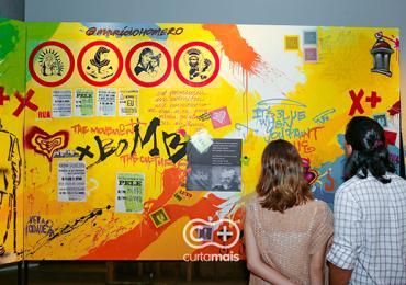 Goiânia reúne artistas e público em mostra nacional de arte de rua