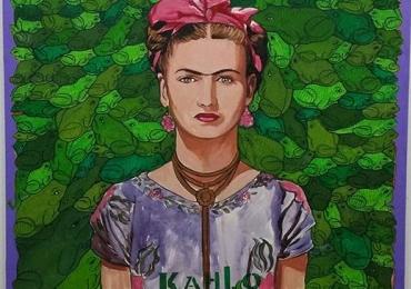 Goiânia recebe exposição de fotografias e pinturas em homenagem à Frida Kahlo