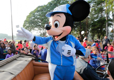 Mickey e turma chegam a Goiânia para a Disney Magic Run