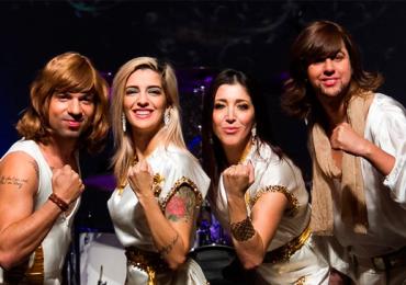 Goiânia recebe The History, melhor tributo ao ABBA da América Latina