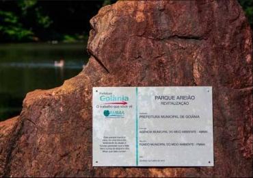 Você conhece mesmo o Parque Areião?