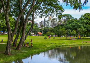 Projeto Quintal leva arte goiana para o Lago das Rosas neste domingo