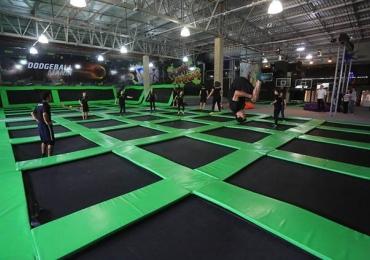 Faça manobras incríveis no 'Jump Mania'