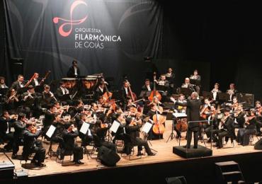 Concerto gratuito na Quinta Clássica com a Orquestra Filarmônica de Goiás