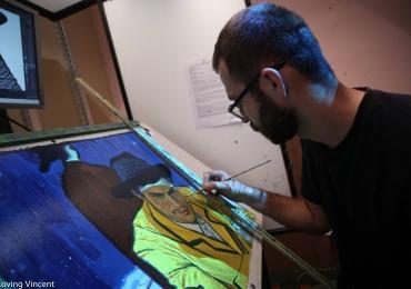 Van Gogh ganha filme e será a primeira animação feita somente com óleo sobre tela