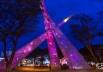 Goiânia entra em clima de campanha e a cidade fica rosa