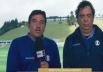 Carlos Casagrande 'cochila' durante link ao vivo e vídeo diverte internautas