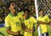 Após virada heroica contra a França, Brasil joga final do Mundial Sub-17 neste domingo