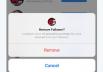 Instagram permitirá que usuários removam seguidores