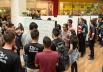 Rei e Rainha da Derivada: evento gratuito atrai estudantes de matemática em shopping de Brasília