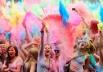 Fenômeno mundial, Festival das Cores chega a Brasília
