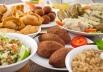 Essas são algumas receitas de comidas árabe que foram incorporadas na culinária goiana