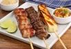 Espetinhos e jantinhas que vão deixar a sua noite mais saborosa em Goiânia