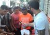 Goiânia recebe distribuição de marmitas veganas para moradores de rua