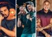 Luan Santana, Zé Neto & Cristiano e Leo Santana fazem show em Brasília