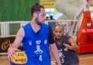 Shopping de Brasília recebe competição de basquete