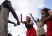 Grupo teatral se apresenta com espetáculo social por escolas da rede pública do Distrito Federal