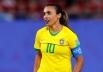 Marta ultrapassa Klose e se torna a maior artilheira da história das Copas do Mundo
