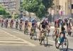 Passeio de bike acontece em Goiânia em comemoração ao aniversário da capital