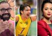 Giba, Maurício Ricardo e Camila Farani fazem palestras em Goiânia