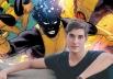 Ator de Brasília atua no filme X-Men: Os Novos Mutantes