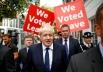 Boris Johnson vence disputa com 66% dos votos e é o novo primeiro-ministro britânico