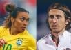 Confira todos os vencedores do prêmio The Best da Fifa