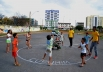 Projeto Curumim leva brincadeiras de rua e jogos populares a Samambaia