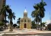 Show gratuito agita Praça da Igreja do Rosário em Uberlândia