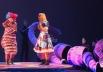 Espetáculo 'No País das Maravilhas' estará em cartaz em Uberlândia neste fim de semana