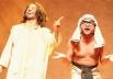 Cia. Os Melhores do Mundo volta a Brasília com a peça Hermanoteu na Terra de Godah