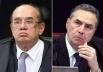Vídeo: sessão no STF é suspensa após briga entre ministros Barroso e Gilmar Mendes