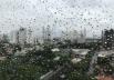 Tempo nublado e chuva fazem companhia para o goianiense no fim de semana