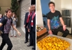 Comediante goiano viraliza na internet depois de pegadinha no 'Show dos Atrasados' do ENEM
