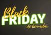 Farmácia Artesanal oferece descontos em produtos durante a Black Friday
