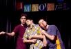 Os Barbixas voltam a Uberlândia com espetáculo 'Improvável'