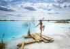 Instagram: lago paradisíaco que virou point de blogueiros famosos na verdade é um lixão altamente tóxico