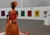 Exposição gratuita em Brasília tem como tema a cultura e a religião negra