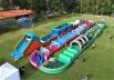 Maior circuito inflável da América Latina 'Monster Race' chega a Goiânia