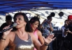 Gretchen é atração de bloco de carnaval em Brasília