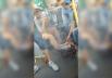 Torcedores fazem churrasco dentro de ônibus em Goiânia e vídeo viraliza