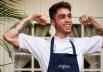 Aos 19 anos, cozinheiro de Goiânia inova com sofisticação em pratos inspirados no cerrado