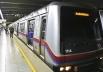 Metrô-DF realiza manutenção nos trilhos