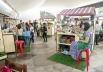 Mercadinho do Brasília traz feira orgânica, oficinas e atividades relaxantes