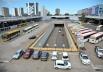 Risco de desabamento interdita parte da rodoviária de Brasília
