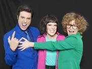 Espetáculo 'Simples Assim' traz Julia Lemmertz, Georgiana Góes e Pedroca Monteiro a Uberlândia