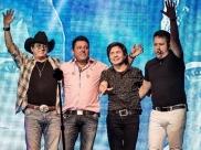 Show 'Clássicos' com Chitãozinho e Xororó e Bruno e Marrone chega em Uberaba