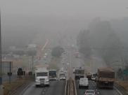 Frente fria chega a Uberlândia com chuva e queda de temperatura